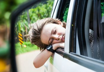 10 Tips For Road Tripping With An Infant