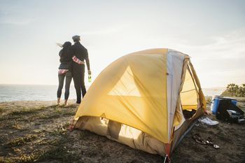 Oceano Dunes - Camping by the Sea at Pismo Beach