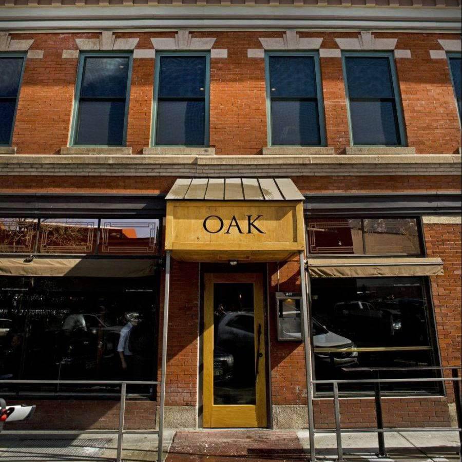 Boulder Oak