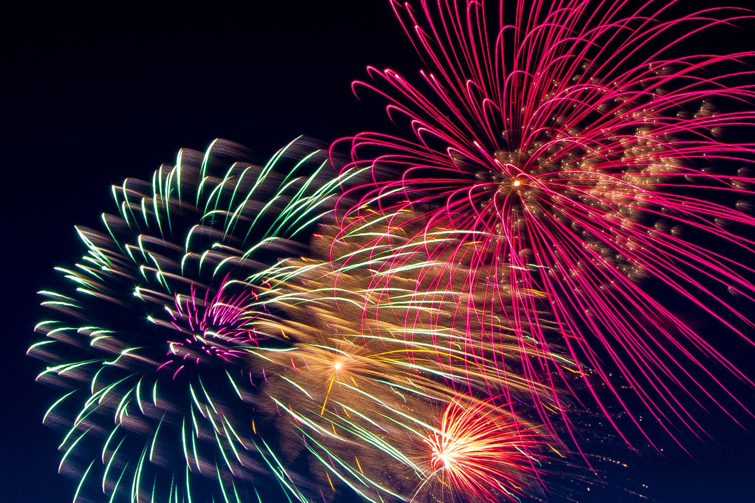 California S Best 4th Of July Fireworks And Celebrations