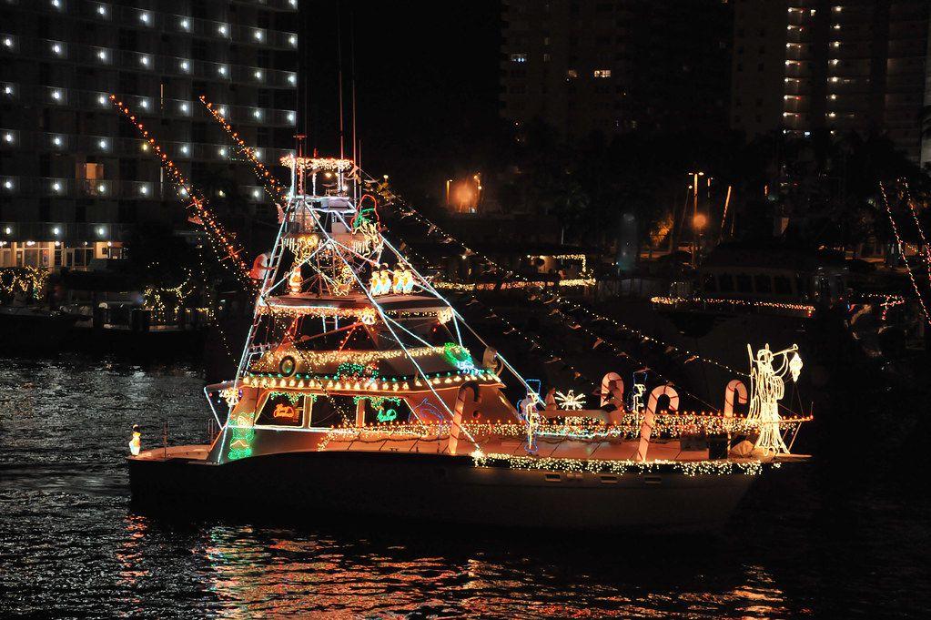 Alexandria Boat Parade of Lights