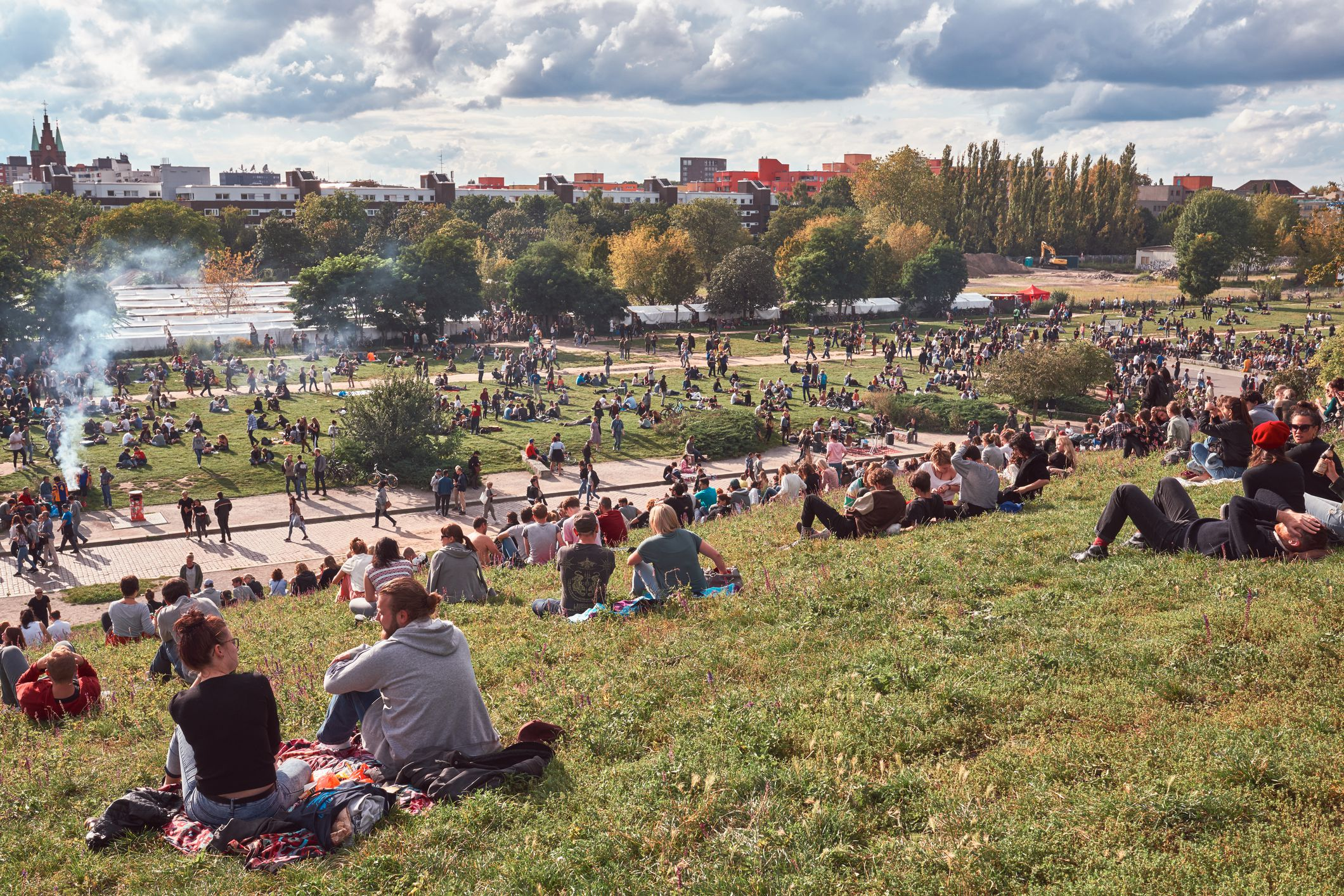 The Best Things to Do in Berlin's Mauerpark