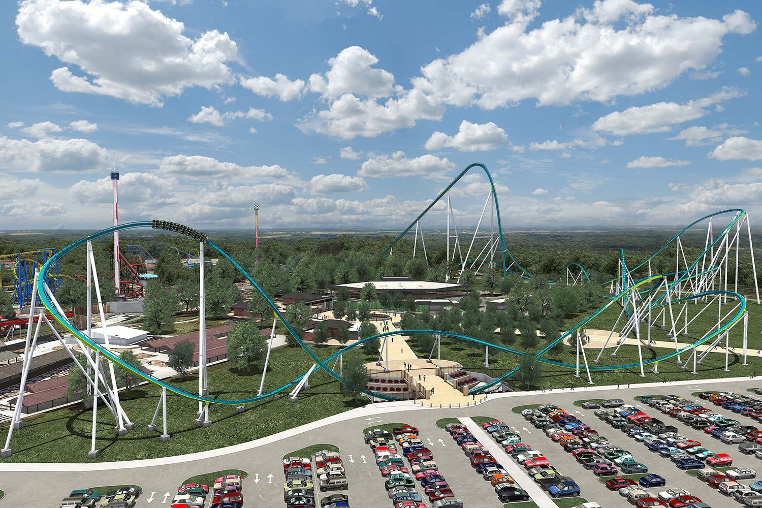 11 Longest Roller Coasters In The World Coaster Here Is A Wonderful Diagram Which Shows What Happened