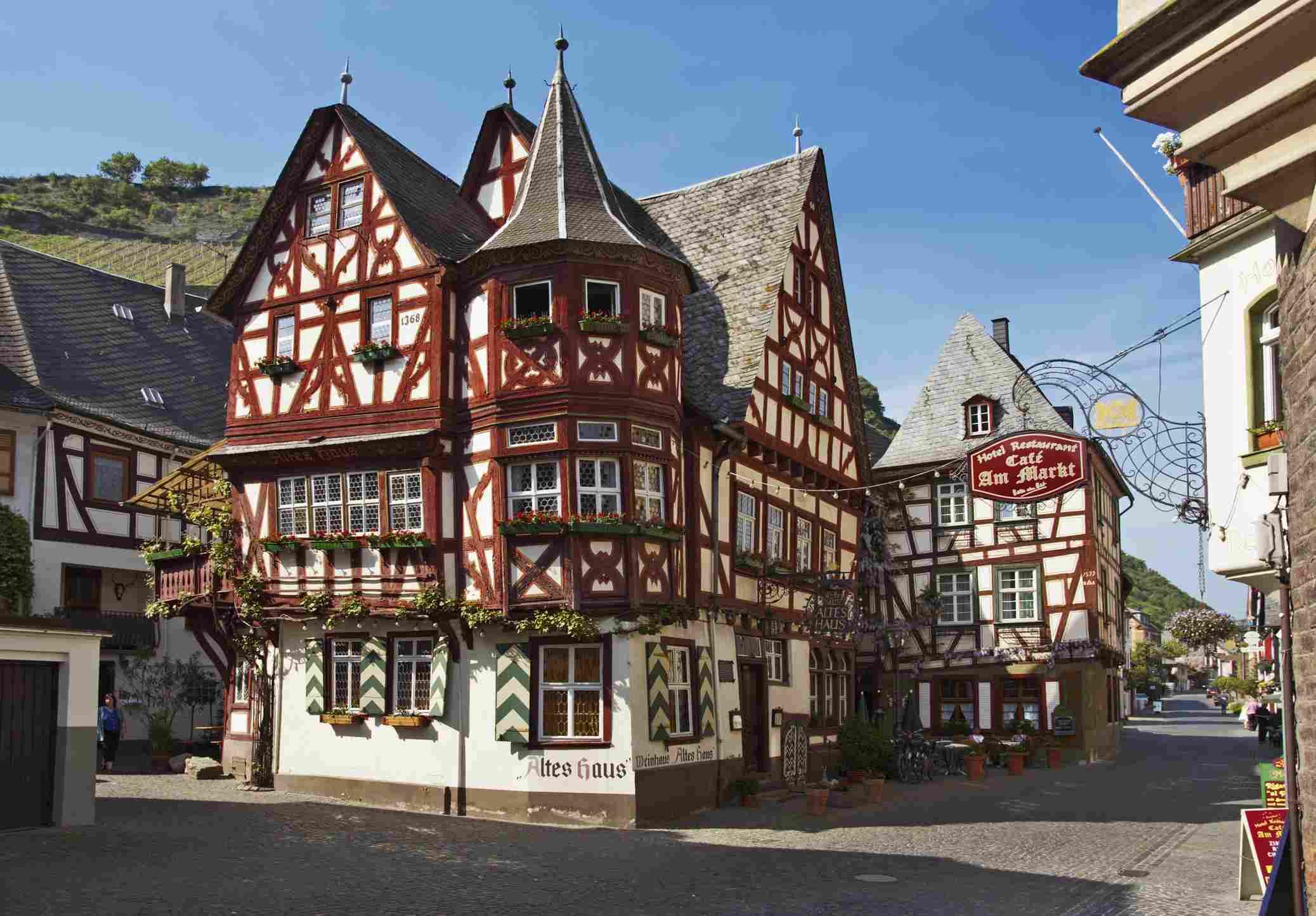 Bacharach's Altes Haus