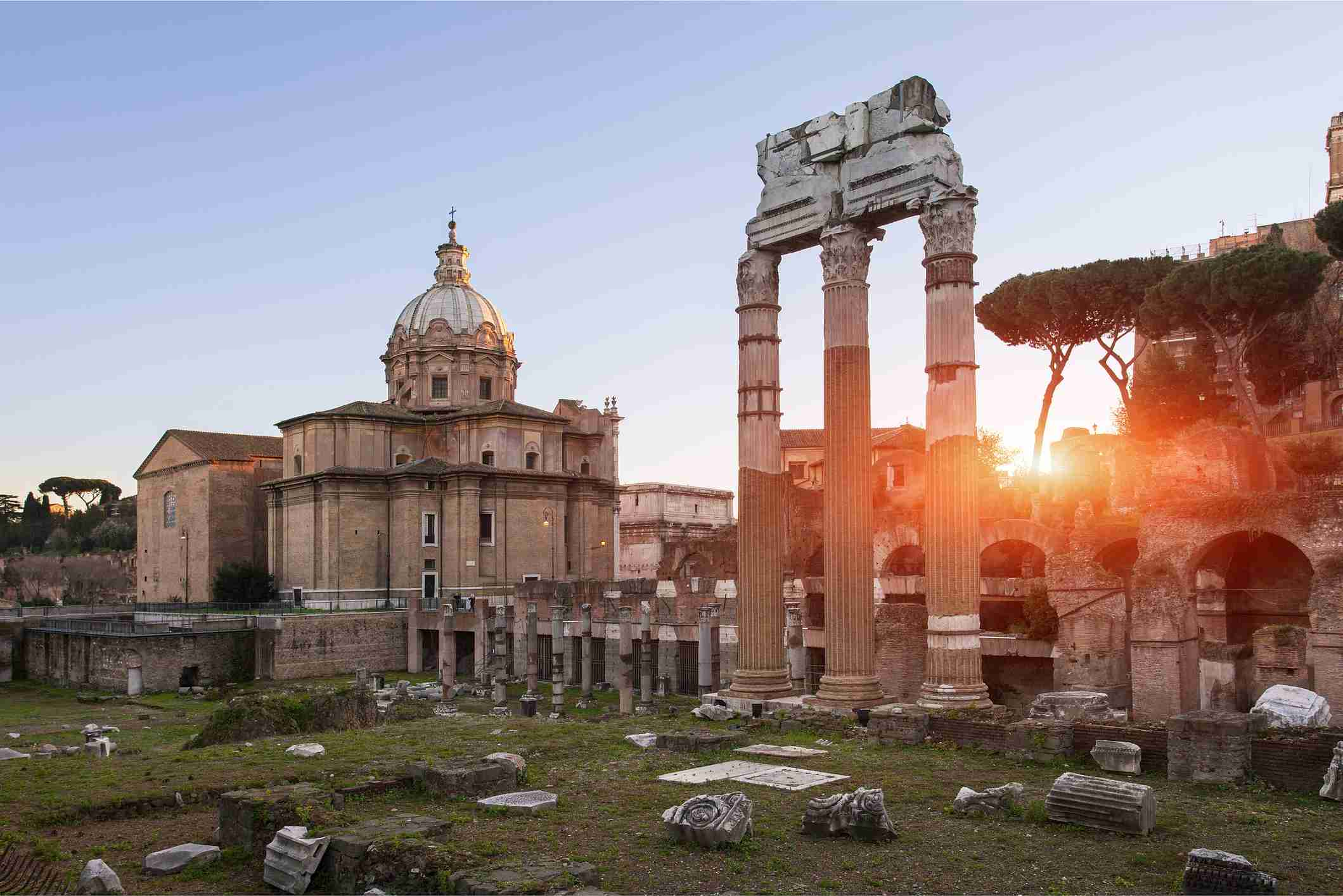 essential ancient sites to visit in rome