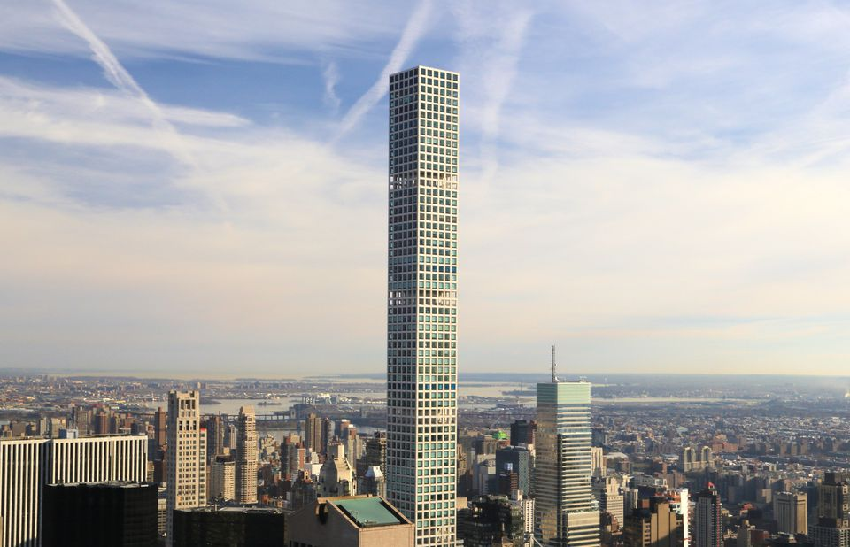 The 10 Tallest Buildings In New York City