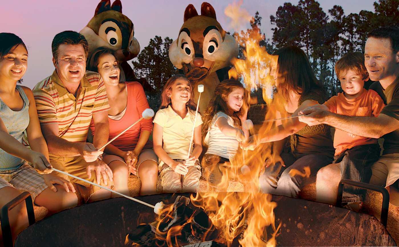 Fort Wilderness Lodge at Disney World