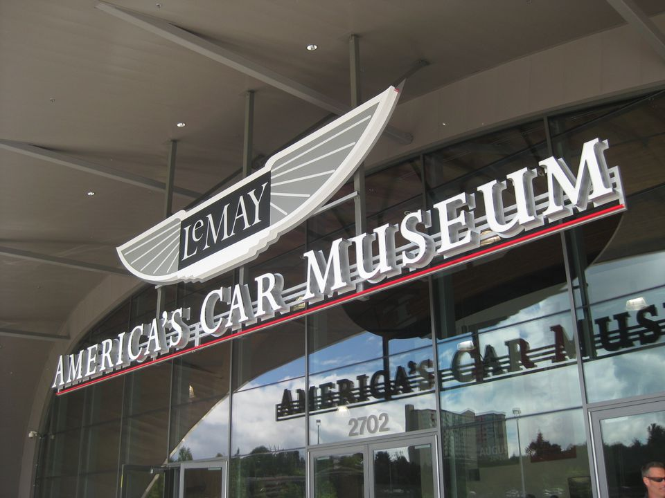 Lemay America's Car Museum in Tacoma