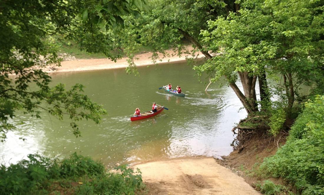 canoeing and kayaking kentucky