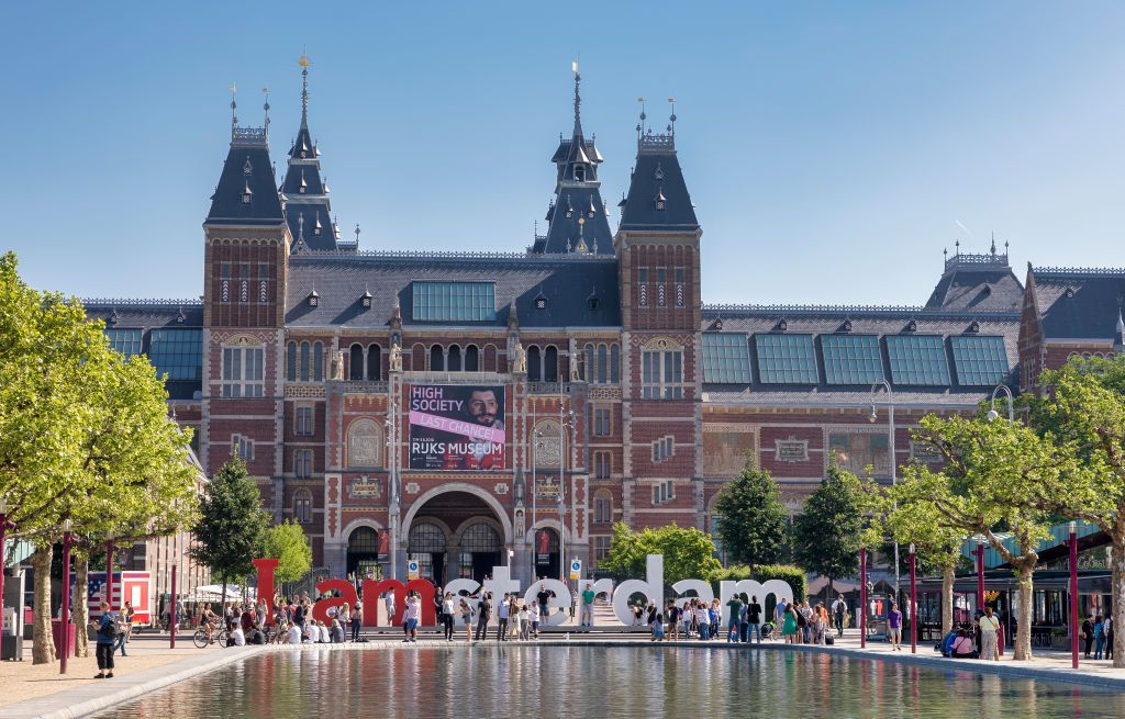 Cityscapes of Amsterdam