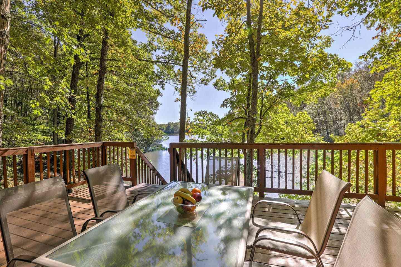 Walnut Lakes Cabin Retreat