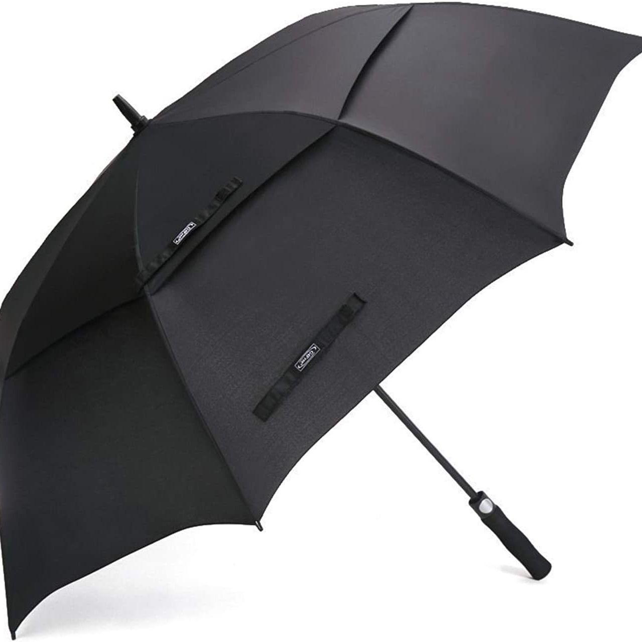 UV Protect Floral Rain Umbrella Chic Three Folding Women Girl Durable Portable Umbrellas Automatic Rain Gear