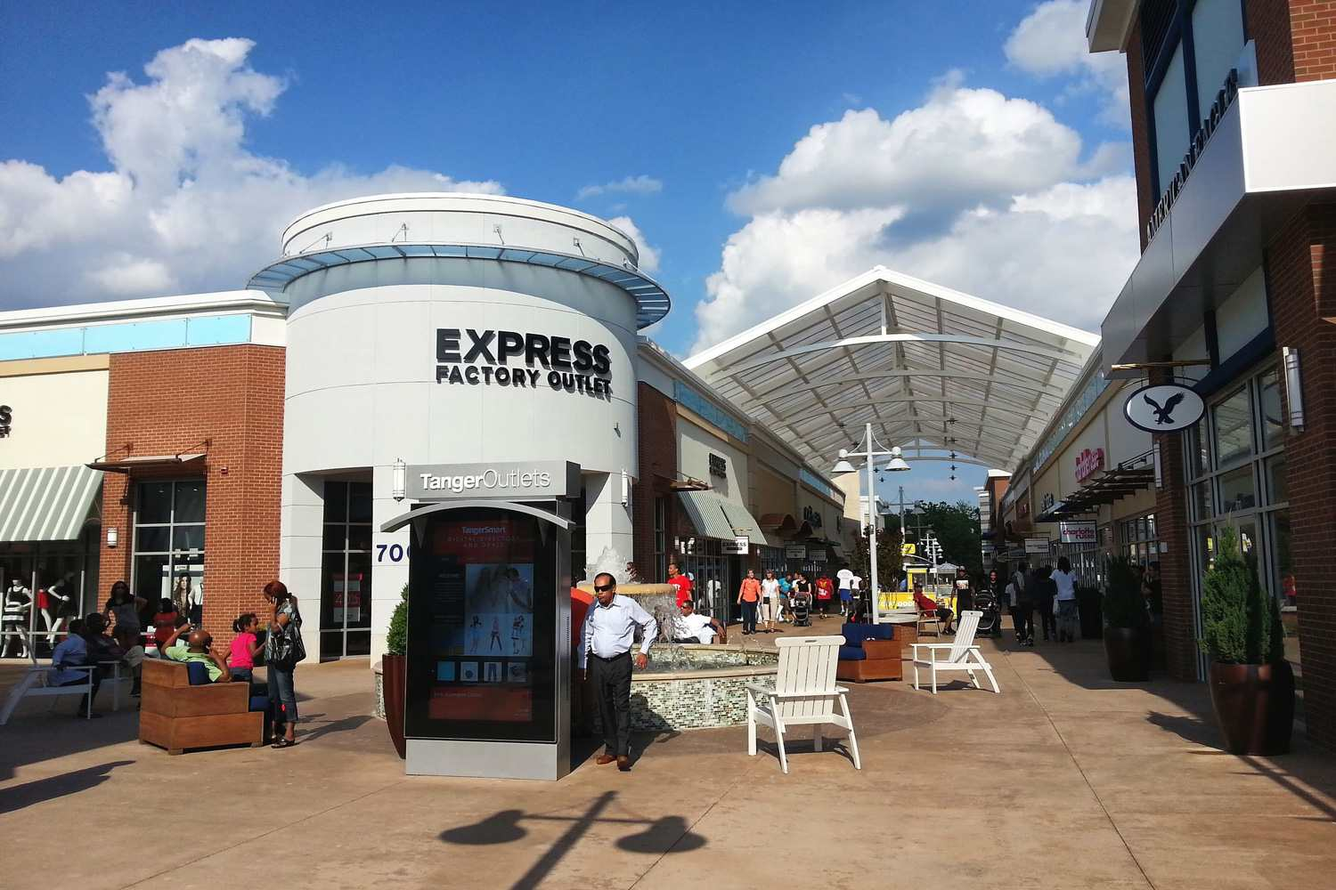Tanger Outlets, Maryland
