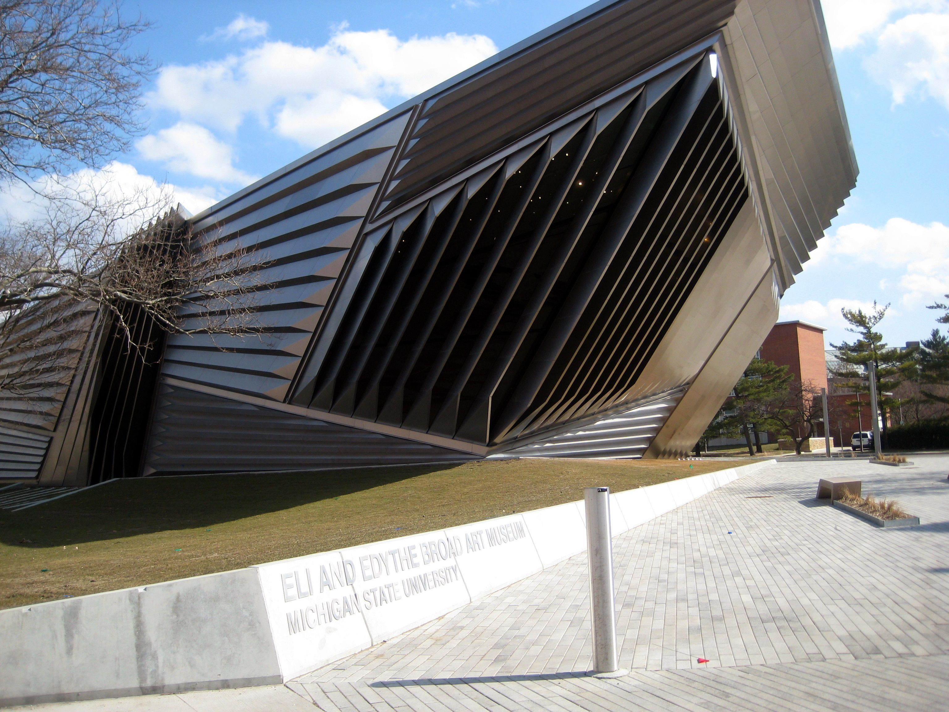 Eli and Edythe Broad Museum at Michigan State University