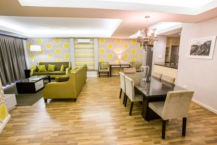 Genesis All Suite Hotel