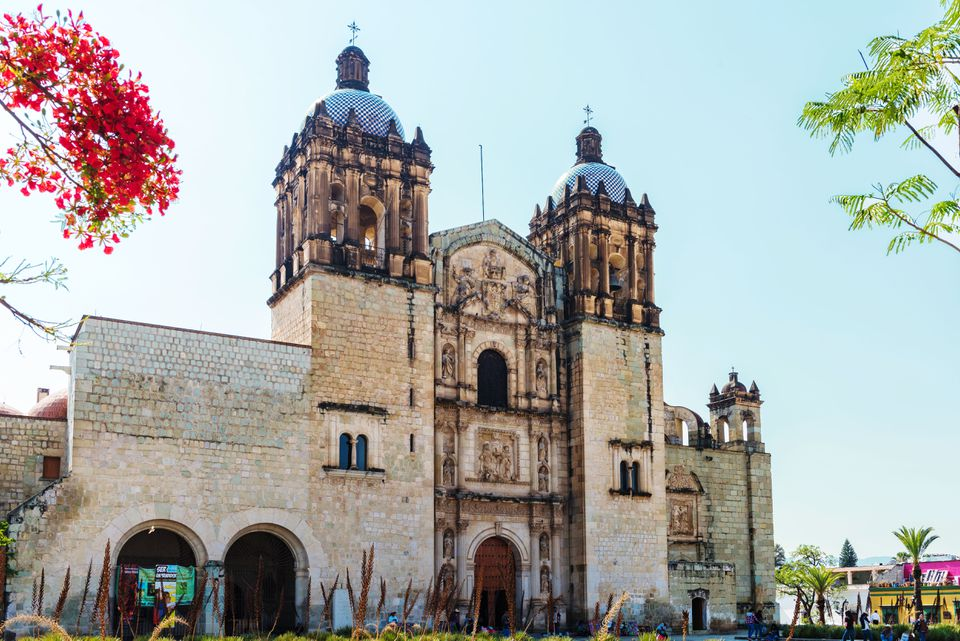 Santo Domingo Church and former convent