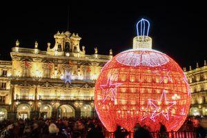 Christmas on Plaza Mayor