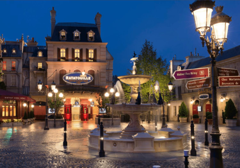 Ratatouille The Adventure At Disneyland Paris