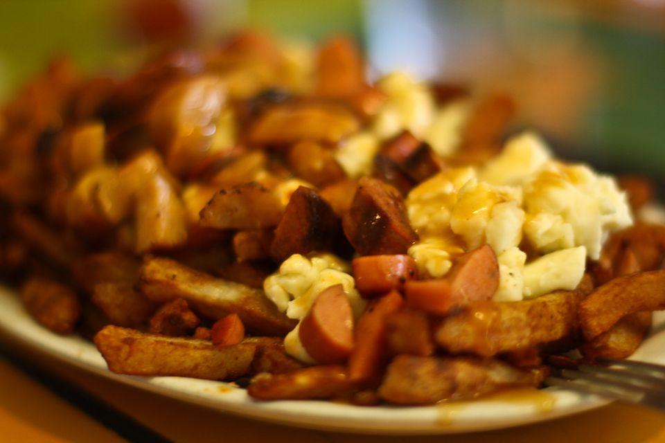 Montreal's best poutine includes La Banquise, Chez Nyk's, Chez Claudette and more.