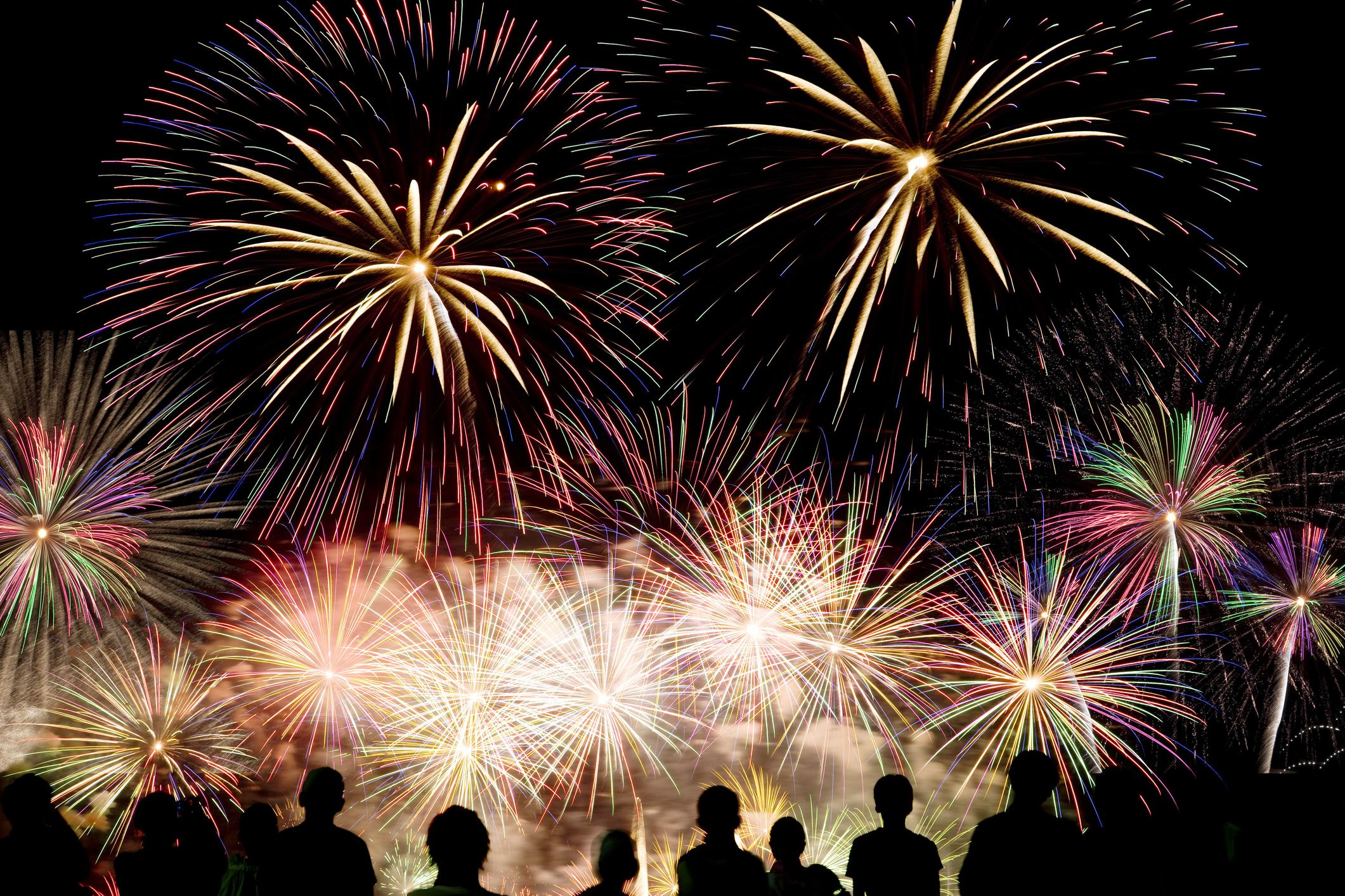 Spring Fair Fireworks
