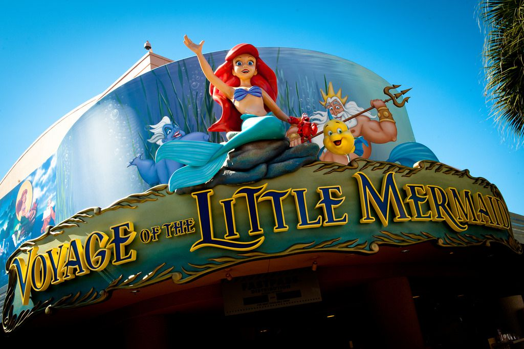 Voyage of the Little Mermaid - Disney's Hollywood Studios