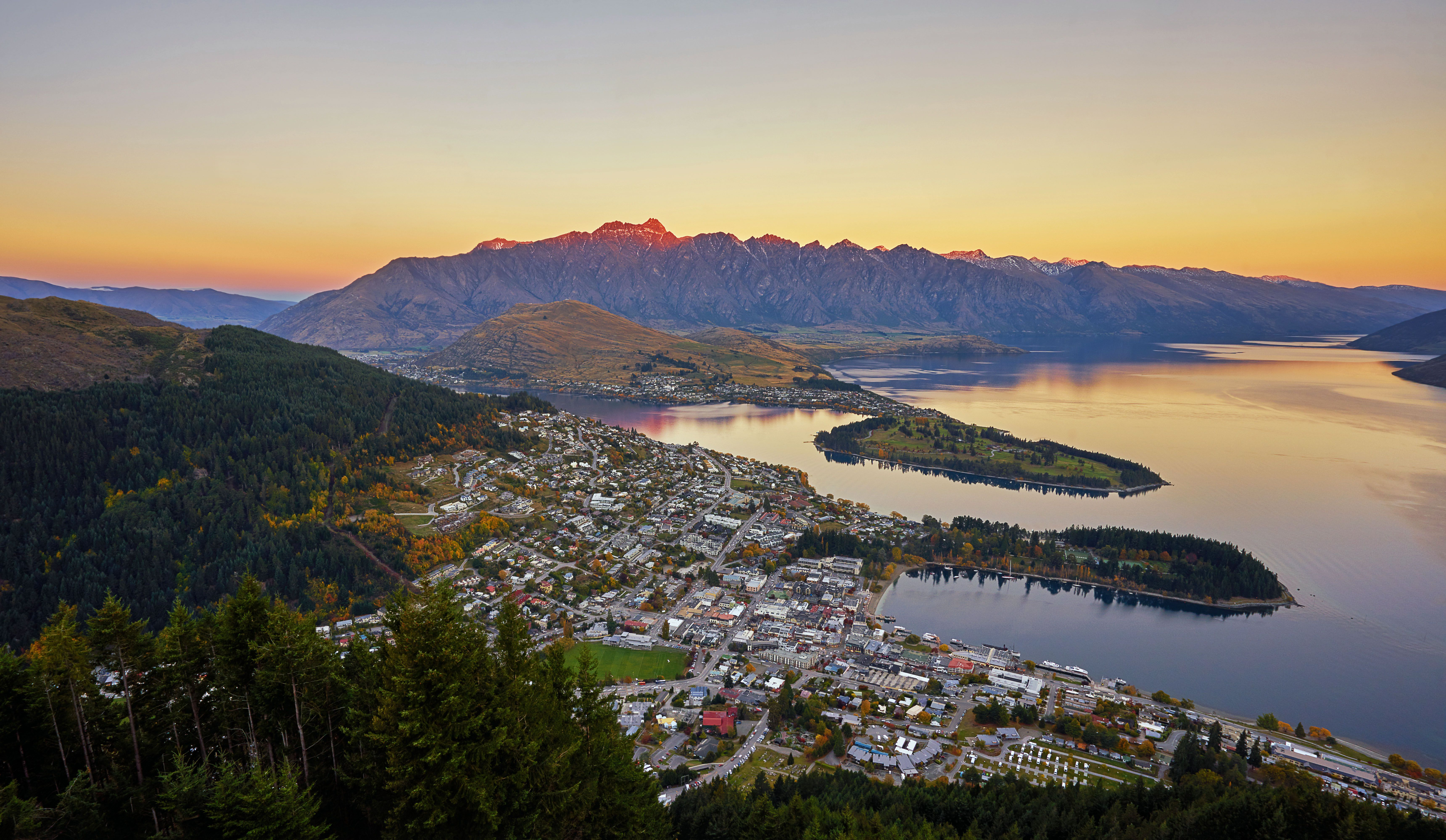 Queenstown is among the most popular destinations in New Zealand.