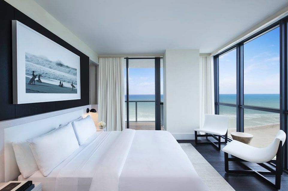 Miami Hotels With Balcony Ocean View