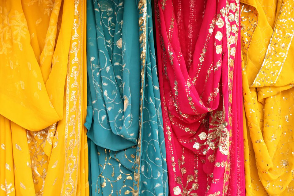 778b640818 Essential Guide to Sari Shopping in India