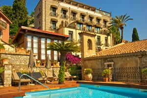 Hotel Villa Carlotta, Taormina