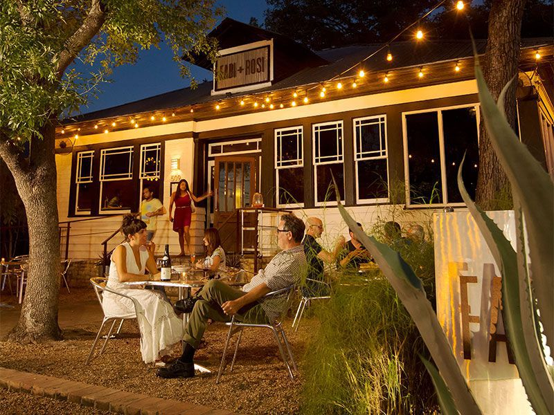 The Most Romantic Restaurants In Austin
