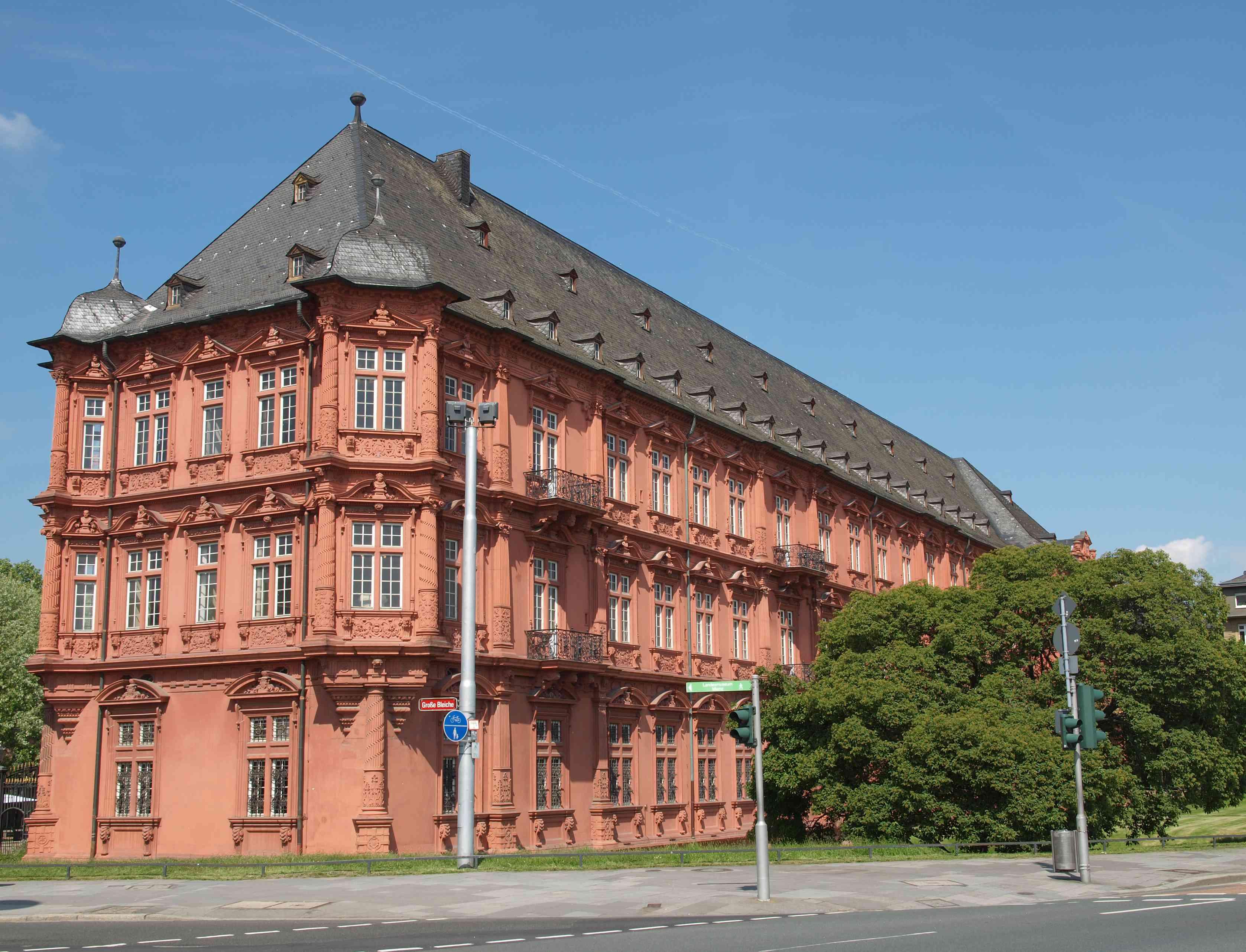 Romish Germanisches Zentralmuseum Mainz