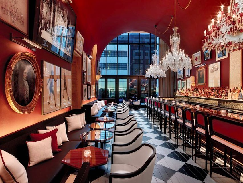Baccarat Hotel & Residences in New York