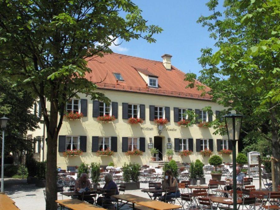 The Best Munich Beer Gardens