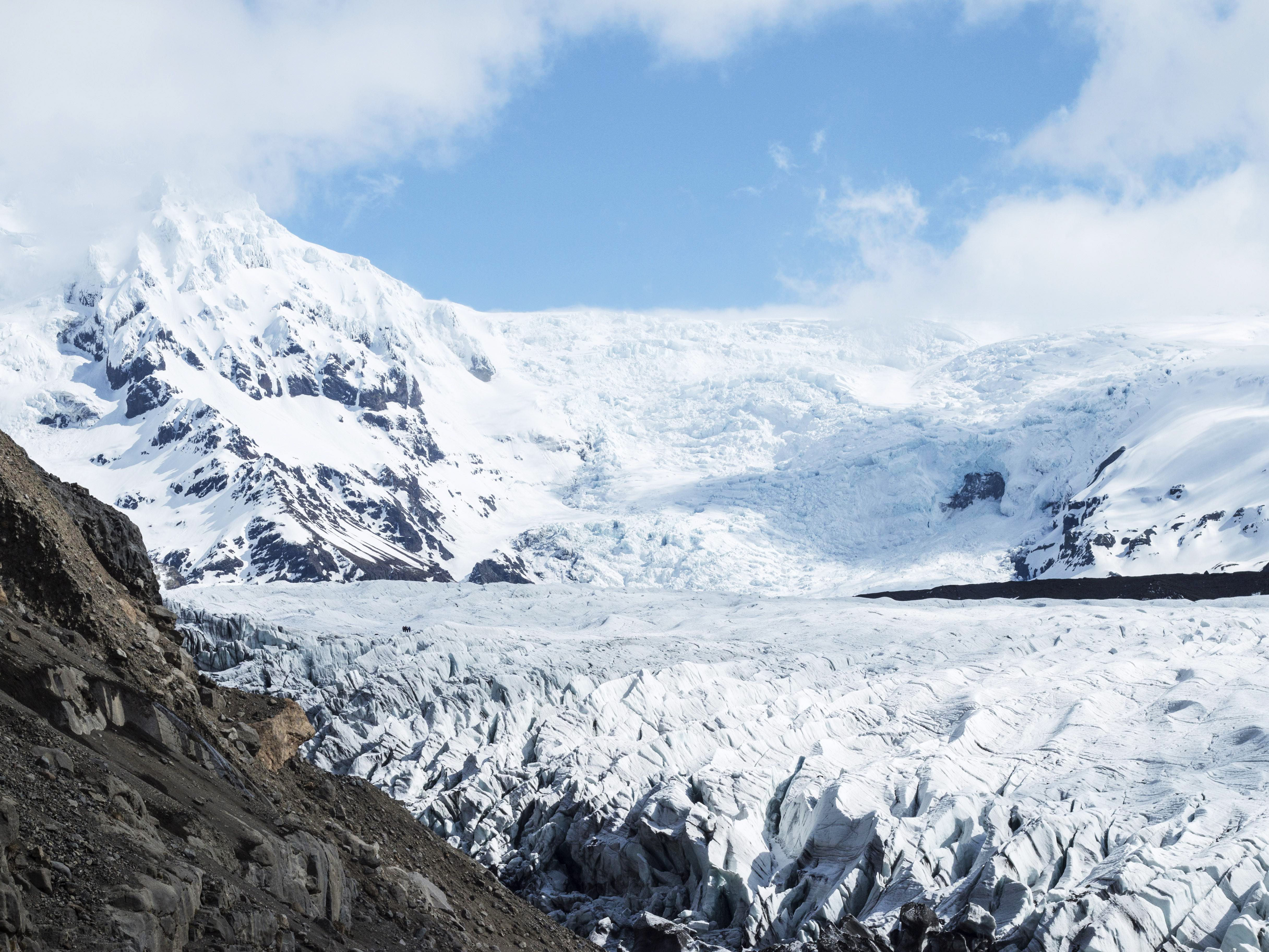 The 9 Highest Mountains in Iceland