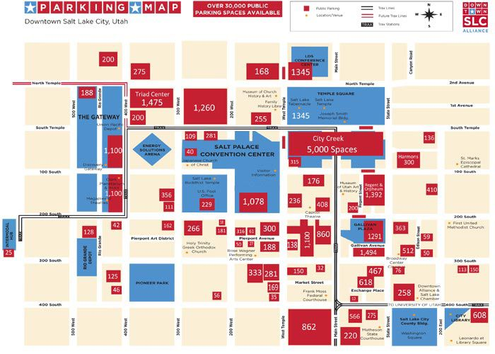 Parking in Downtown Salt Lake City on salt lake city cemetery map, salt lake city parking map, salt lake city airport map, salt lake city utah map, salt lake city attractions, salt lake city tourist map, salt lake city grid map,