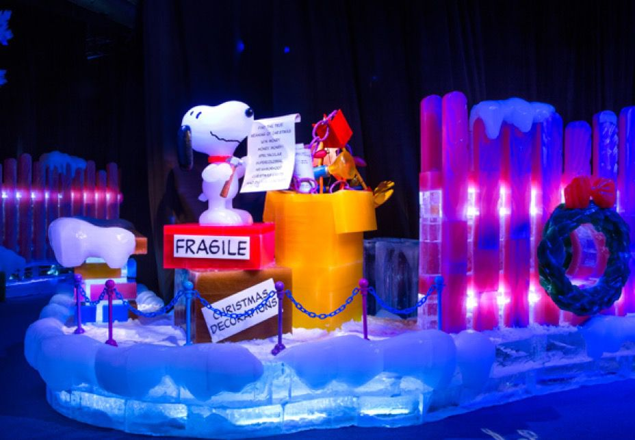Gaylord National Resort & Convention Center ICE Show