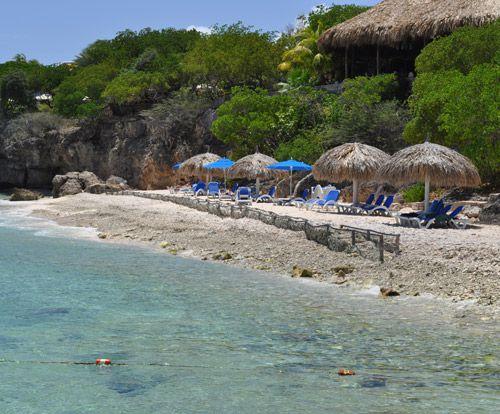Playa en Kura Hulanda