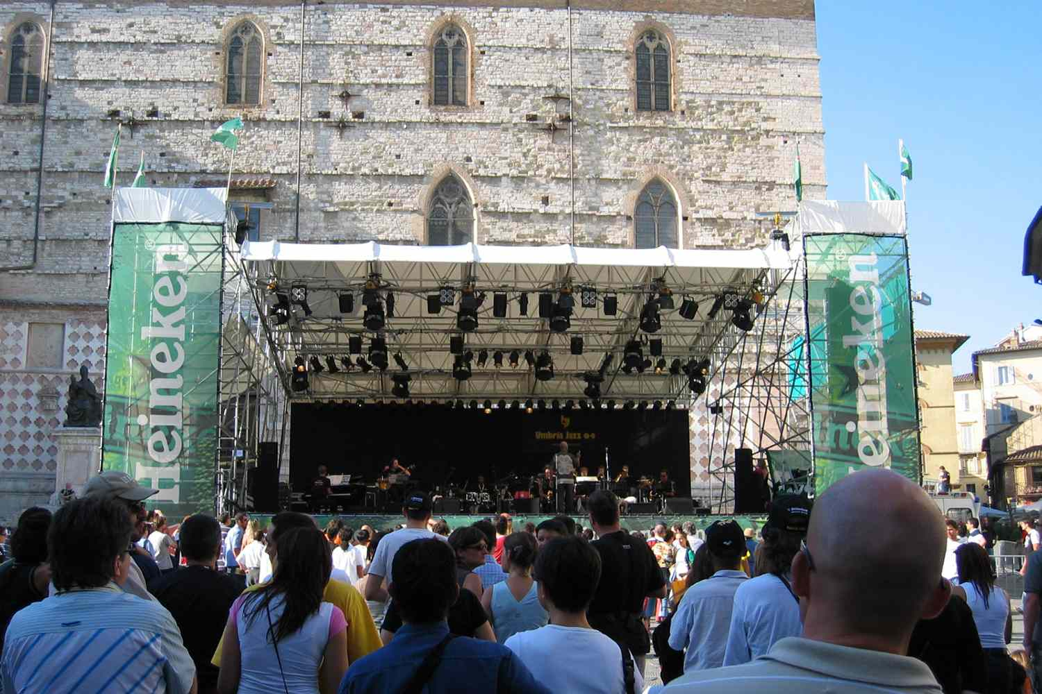 Italy Summer Music Festivals and Outdoor Concerts