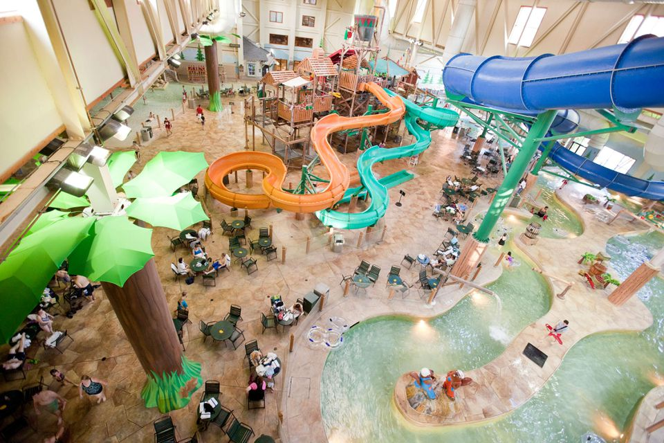 Hotels Near Great Wolf Lodge In Kansas City