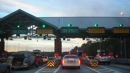 Highway Tolls in Atlanta, Georgia