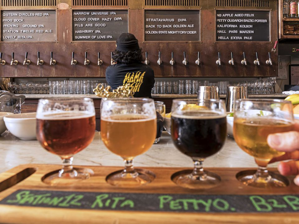 Magnolia Brewing Company, San Francisco
