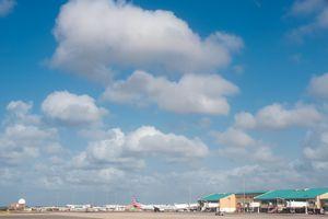 Queen Beatrix International Airport of Aruba