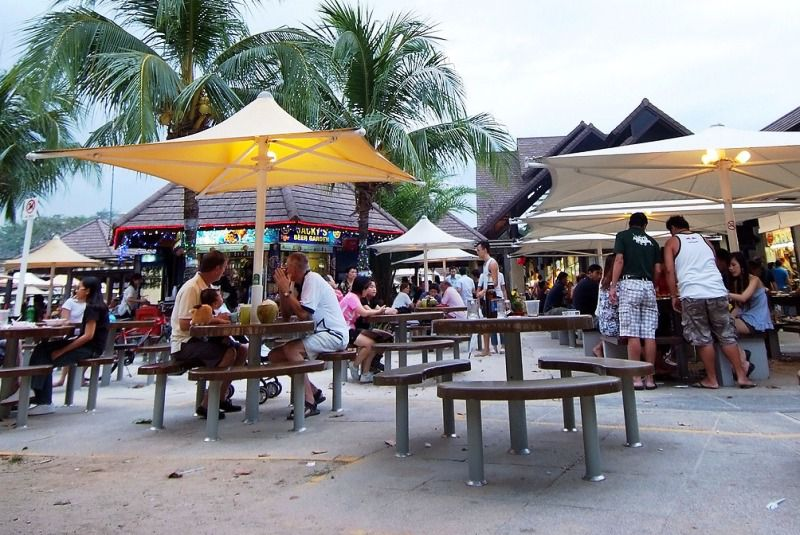 Top 10 Hawker Centers in Singapore