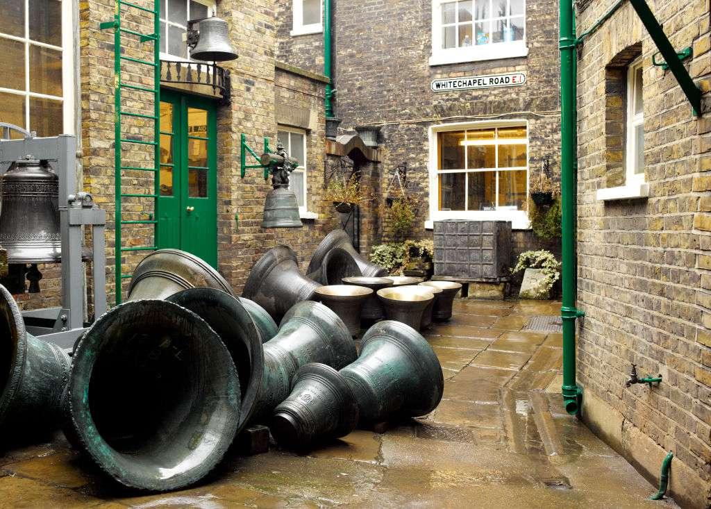 Whitechapel Bell Foundry in London