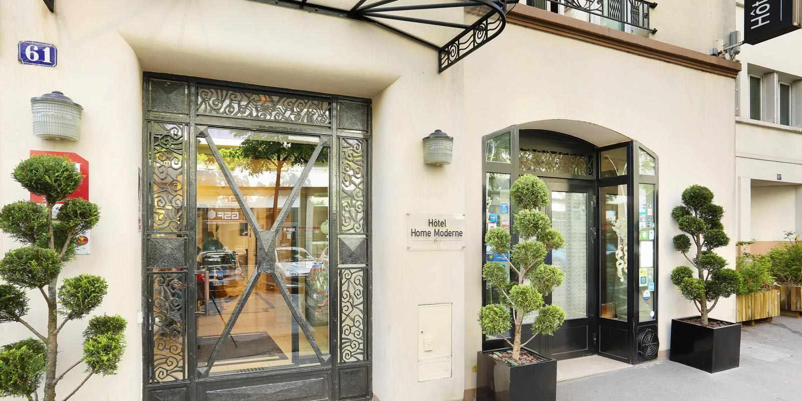 Hotel Home Moderne