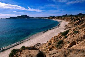 Beach, Cabo Pulmo.