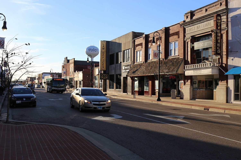 Collinsville Main Street