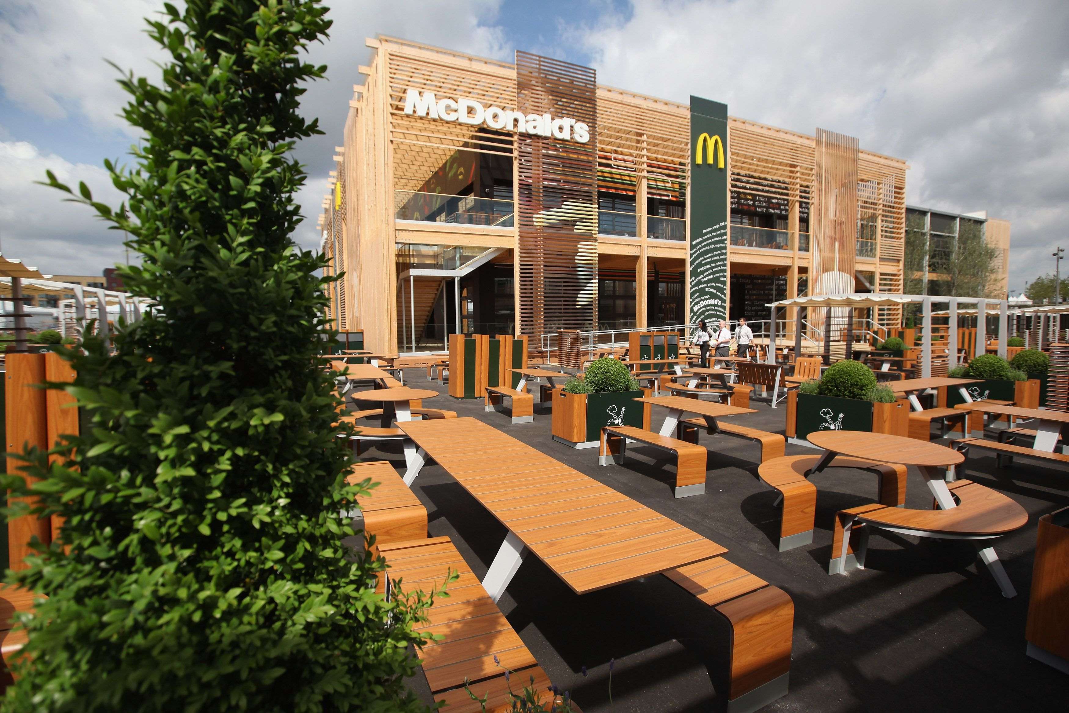 8 Amazing Mcdonalds Restaurants