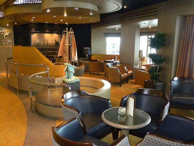 Nieuw Amsterdam - Ocean Bar
