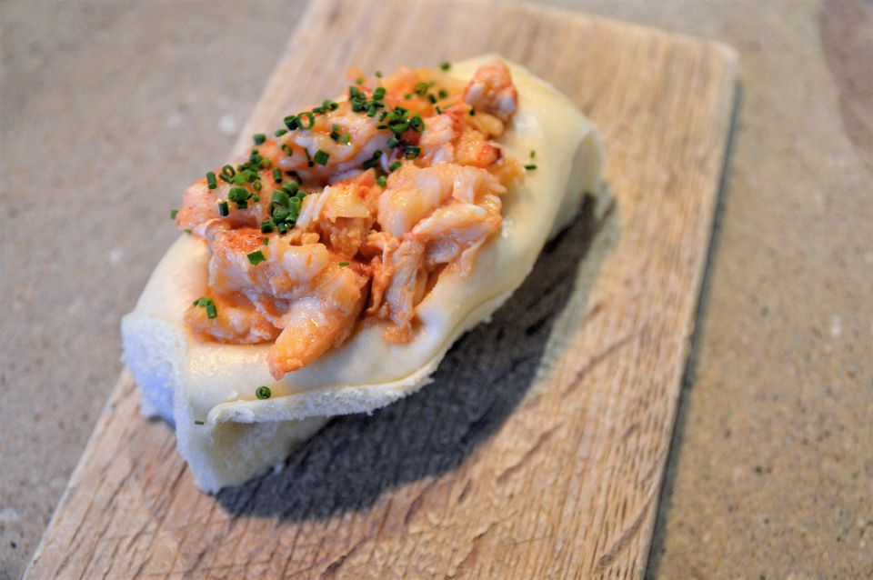 Eventide Oyster Co. Lobster Roll in Portland, Maine